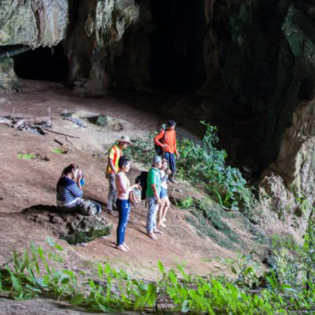 Cave in Khao Sok national park - Our Jungle Camp