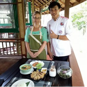 Cooking class at Our Jungle Camp Khao Sok