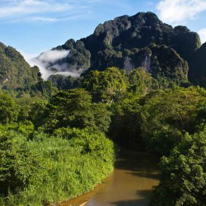 Tubing in Khao Sok - Our Jungle Camp