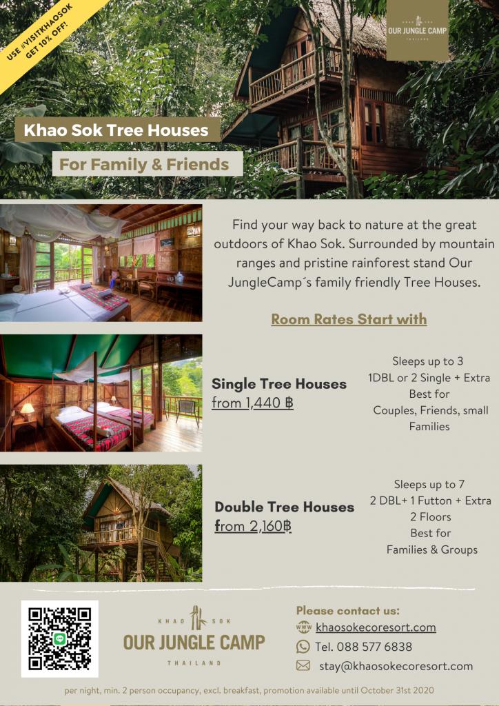 Tree House Accommodation