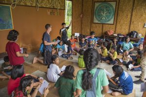 Our Jungle Camp Education